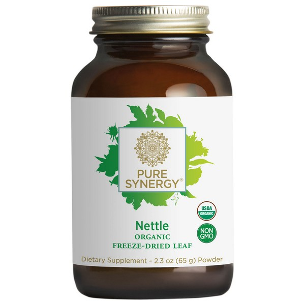 Pure Synergy Nettle Freeze-Dried Leaf 65 Gram gezond?
