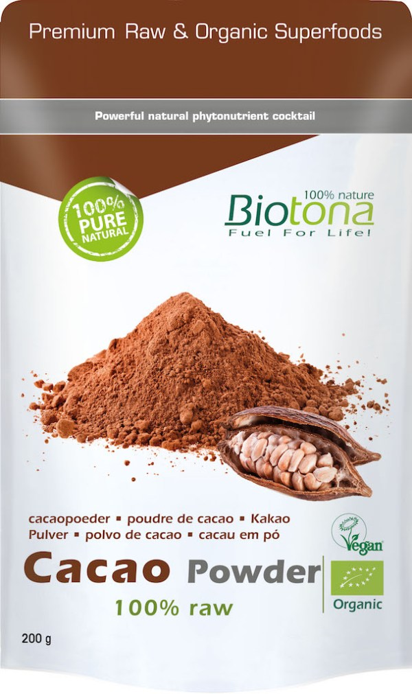 Biotona Cacao Powder Raw