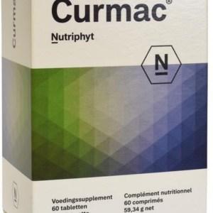 Nutriphyt Curmac Tabletten