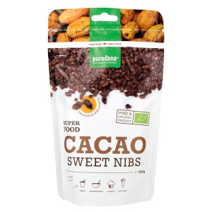 Purasana Cacao Sweet Nibs