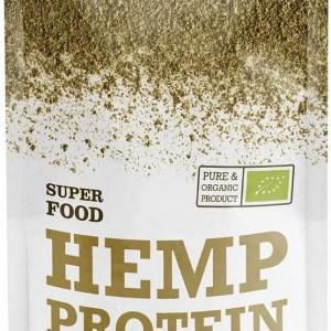 Purasana Hemp Protein Raw Powder