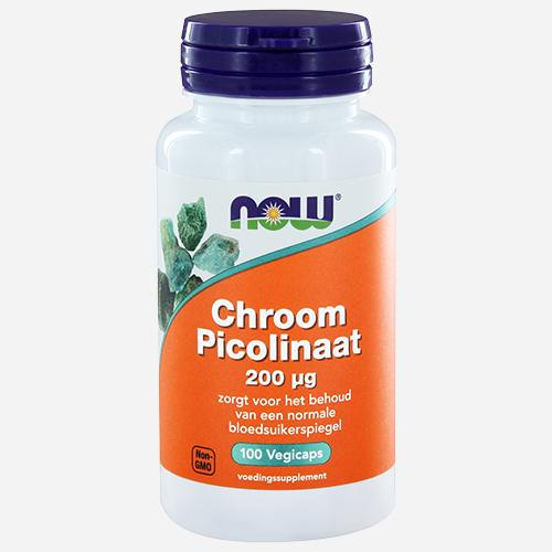 Chromium Picolinaat capsules 200mcg