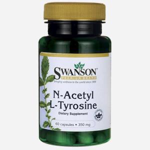 N-Acetyl L-Tyrosine 350mg