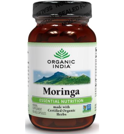 Organic India Moringa Bio (90ca) gezond?
