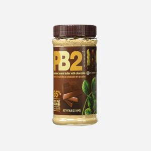 Pindakaas poeder met premium chocolade - PB2