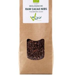 Vitiv Cacao Nibs Bio (200g) gezond?