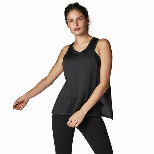 Women's Performance Tanktop Black