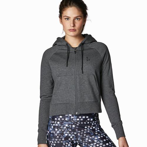 Women's Zipped Hoody Antra