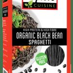 Explore Cuisine Biologische Zwarte Bonen Spaghetti 200 Gram