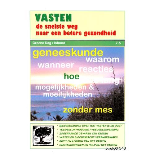 Groene Dag Brochure Vasten