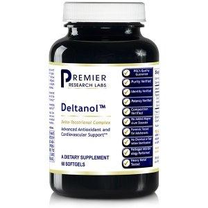 PRL Deltanol 60 Vegetarian Softgels