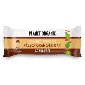 Planet Organic Biologische Caramel Apple Pie Paleo Granola Bar 30 Gram