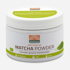Absolute Matcha thee poeder - Instant gezond?