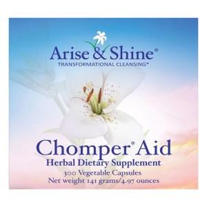 Arise & Shine Chomper Aid 300 V-Caps