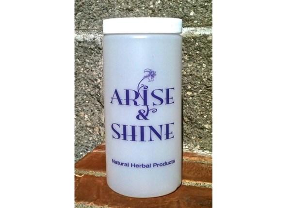 Arise & shine maatbeker