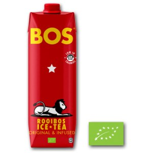 Bos Ice Tea Pure (1000ml) gezond?