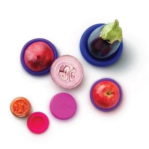 Food Huggers Set of 5 Bright Berry