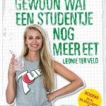 Gewoon wat een studentje nog meer eet - Leonie ter Veld - Paperback (9789492037503) gezond?