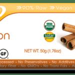 Organic Food Bar Biologische Cinnamon Raisin Bar 50 Gram