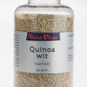 Quinoa graan wit gezond?