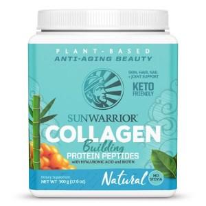 Sunwarrior Collagen Building Protein Peptides Naturel 500 Gram
