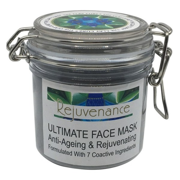 The Clay Cure Rejuvenance Ultimate Face Mask 130 Gram