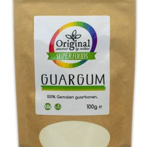 Original Superfoods Guargum Poeder 100 Gram