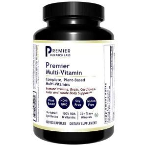PRL Premier Multi-Vitamin 120 V-Caps