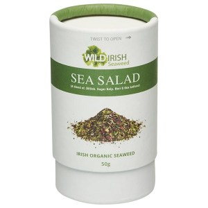 Wild Irish Seaweed Biologische Sea Salad Sprinkles 50 Gram