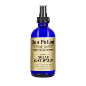 Sun Potion Solar Rose Water 326 ML