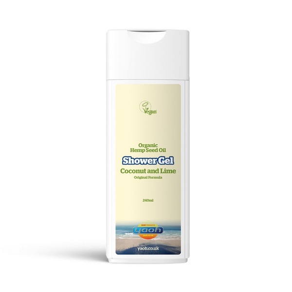Yaoh Showergel Coconut & Lime 240 ML