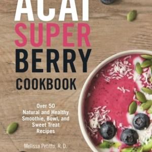 Acai Super Berry Cookbook gezond?