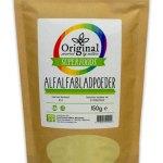 Original Superfoods Alfalfablad 150 Gram Aanbieding