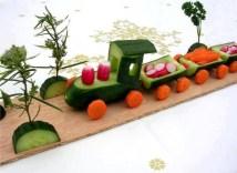 komkommer trein