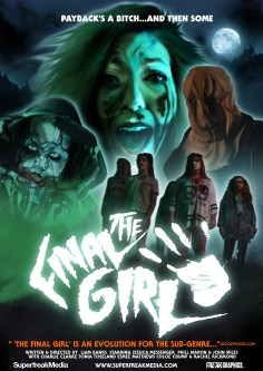 The Final Girl Poster 2016