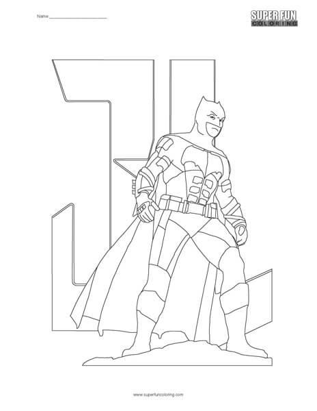 Justice League | Superhero coloring pages, Justice league ... | 600x464