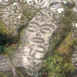 Nuxalk Petroglyph