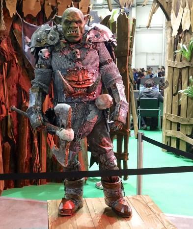Орк из Total War Warhammer