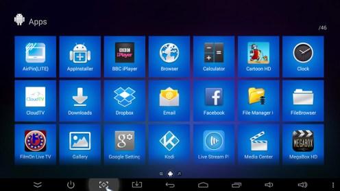 Приложения и программы для Sunvell T95