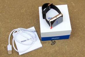 Распаковка Haier Watch V1