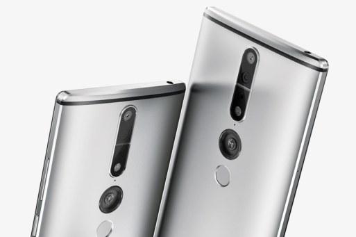 Камеры и возможности фото Lenovo PHAB2 Pro