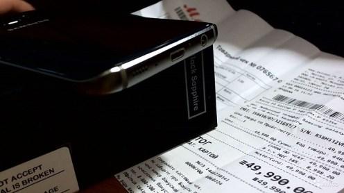 Собственная сама подделка Samsung Galaxy S7