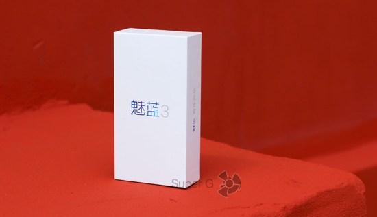 Коробка из-под Meizu M3 mini