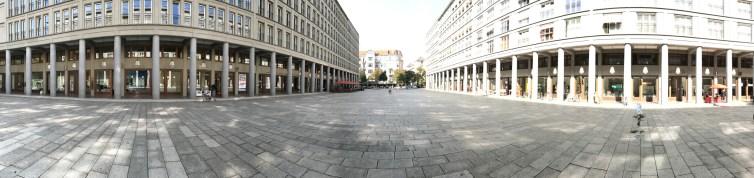Панорама, снятая на камеру iPhone 7
