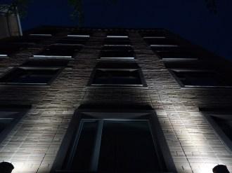 Пример ночного фото с камеры Oukitel K10000 Pro