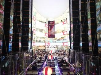 В торговом центре