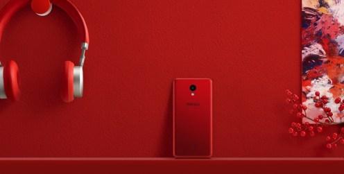 Meizu M5c Red