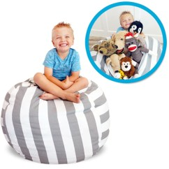 Chair Games For Seniors Patio Set With Swivel Chairs Top 5 Best Bean Bag Gaming The Adults And Kids 2 Feet Stuffed Toys By Soothing Company A Great Who Always Scatter Their Fluffy Animals Around Loves To
