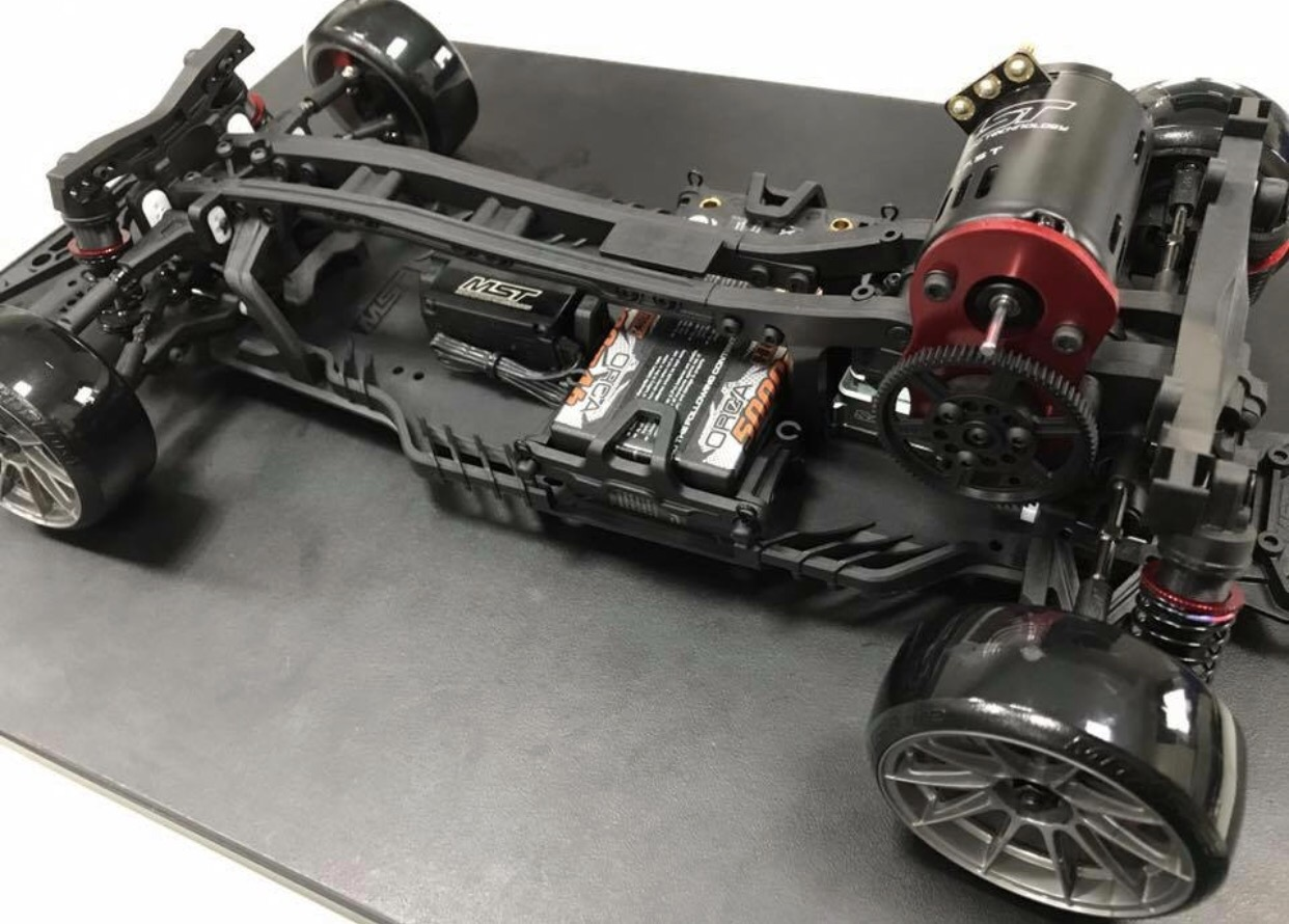 hight resolution of mst rmx s 2 0 rwd 2wd chassis kit rc drift car 532161