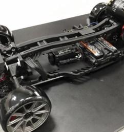 mst rmx s 2 0 rwd 2wd chassis kit rc drift car 532161 [ 1242 x 911 Pixel ]